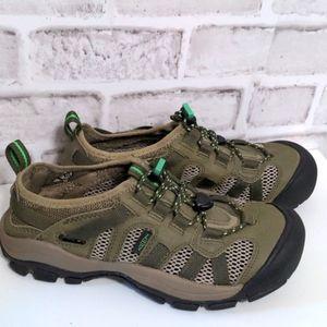 Keen Green Hiking Sandals Size 7